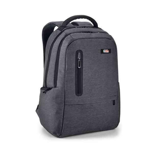 189f1ab4b Mochila para notebook 17″ impermeável com 2 compartimentos e Porta USB OAB  CAASP